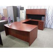USA style melamine office table