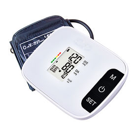 China Digital Blood Pressure Monitor