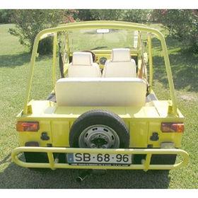 China Mini Moke Car CKD Parts