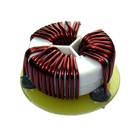 China Three-phase Common Mode Choke Coils in Various Sizes, Ideal for EMI Suppression