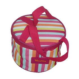 Round tote lunch cooler bag Xiamen Dakun Import & Export Co. Ltd