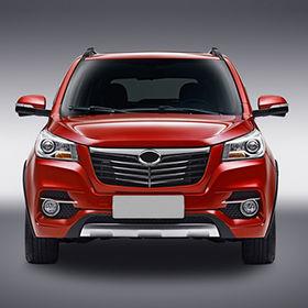 China Euro 4 automatic SUV