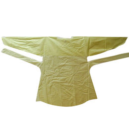 Isolation Gown, Yellow, 10 EA Pack, Non-sterile, Latex-free from Everfaith International (Shanghai) Co. Ltd