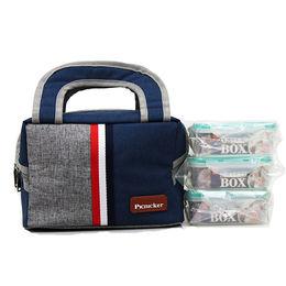 Polyester and Aluminum Cooler Bag Xiamen Dakun Import & Export Co. Ltd