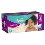Wholesale Pampers-Cruisers-Diapers-Economy-Plus-Pack-Size-6-, Pampers-Cruisers-Diapers-Economy-Plus-Pack-Size-6- Wholesalers
