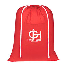 China Canvas Laundry Bag for Promotion