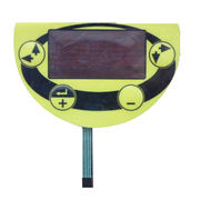 China Embossing membrane switch