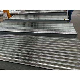 China Galvanized corrugated metal sheets