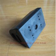 OEM large solid rubber block | Global Sources