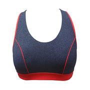 China Women yoga wear and sport bra