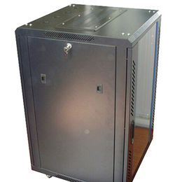 Cabling cabinet+spcc cold rolled steel+used for telecommunication 19 inches floor standing server ra