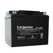 Good MF rechargeable deep cycle gel VRLA battery from China (mainland)