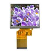 China 3.5-inch 320x240 High Resolution TFT Display Module
