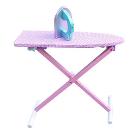 China 2017 new products children pretend play wooden toy ironing board W10D151