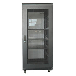 18u to 47u new design network cabinet with spring lock