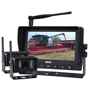 Digital Wireless Monitor System for Trucks, Trailers from Veise Electronics Co. Ltd
