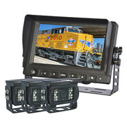 Car rear-view Systems with Mounts to Your Tractor, Combine, or Trailer from Veise Electronics Co. Ltd