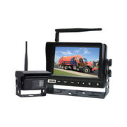 Digital Wireless Backup Camera System for Tractor, Combine, or Trailer