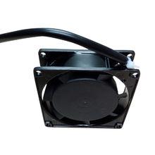 Axial fan, EA8025B2M, axial, 110/220V, 80x80x25mm, small, mini,cooling,ac from Dongguan Dihui Electronics Co., Ltd.