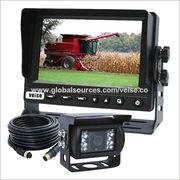China Waterproof automotive security camera system