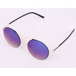 China Unisex Stainless Steel Fashion Sunglasses
