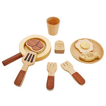 Wooden cooking toys from China (mainland)