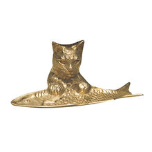 India Brass Pen Stand
