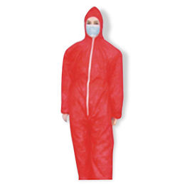 China Coverall with Storm Flap