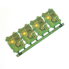 Mobile HDI PCB with 0.5 to 7oz Copper Thickness and 1 to 28 Layers