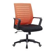 China Black swivel office chair