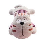 Lovely sleepy cat toy stuffed animal plush toys from China (mainland)