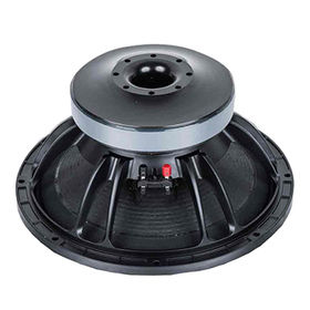 Loudspeaker, 1600W Max, Aluminum Basket and Ferrite Magnet from Ningbo YXSound Co. Ltd