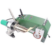 China Hot air automatic PE pipe welder