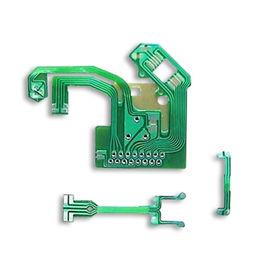 Rigid-flex PCBs Board, Finished Board Size of 23 x 25mm