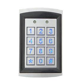 China Metal access control keypads