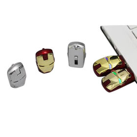 China Memory stick iron man USB flash drive pen drive