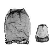 Hong Kong SAR Mosquito Repellent Head Net, Made of Polyester Mesh Fabric, Large-sized and Lightweight