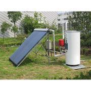 China Split Pressurized Solar Water Heater & Solar Water Heating