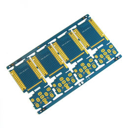 PCB Board for Car Key, with fr4 fiber glass material and 1.6mm board thick