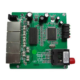 Pcb and pcba assembly service with electronic components