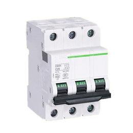 Miniature circuit breakers C60N-63 3 pole