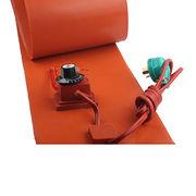 Silicone rubber pipe heater, 1000W