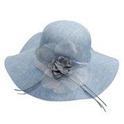 Elegant Wide Brim Sinamay Hats Ebolle Fashion Accessories Co. Ltd