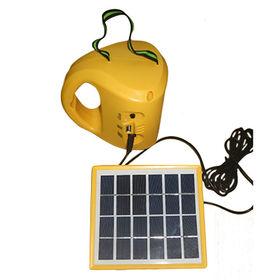China Solar LED lantern light