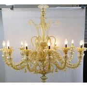 China Art glass chandelier