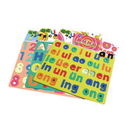 Magnetic letter and numbers for kids, Available in Various Sizes from Jyun Magnetism Group Limited