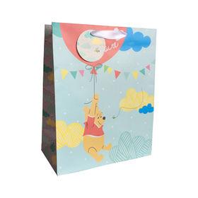 China Fashionable paper gift bag