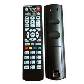 Learning Remote Control for TV or Set-top Box