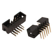 2.0mm PCB DIP 90 Box Header with Operating Temperature Range from -40 to +105°C from Morethanall Co. Ltd