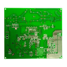 Fr4 1.6mm board thickness single sided pcb printed circuit board with hasl surface finish